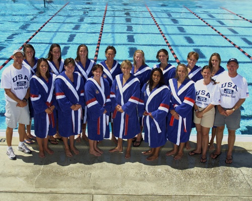 Introducing the 2000 Women's National Team! The 2000 Olympic Games were the first to feature water polo as an Olympic team and these women made history! The team featured the following women (in no particular order): Robin Beauregard, Ellen Estes, Courtney Johnson, Ericka Lorenz, Heather Moody, Bernice Orwig, Maureen O'Toole, Nicolle Payne, Heather Petri, Kathy Sheehy, Coralie Simmons, Julie Swail, and Brenda Villa. #USAWP #Olympics #TBT #ThrowbackThursday #WaterPolo
