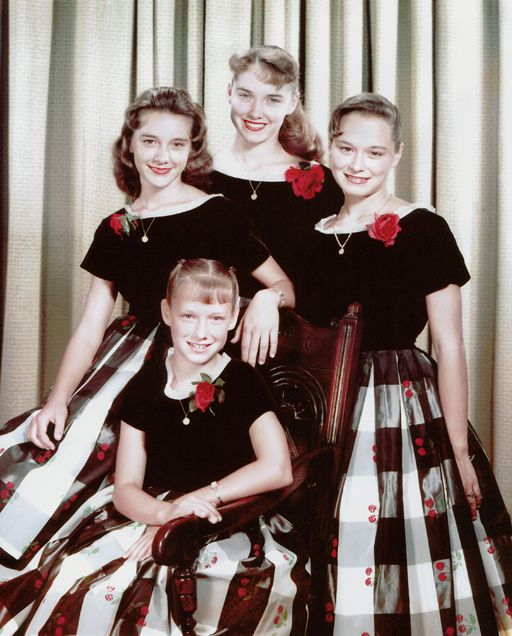 Lawrence Welk Old Fashioned Girl