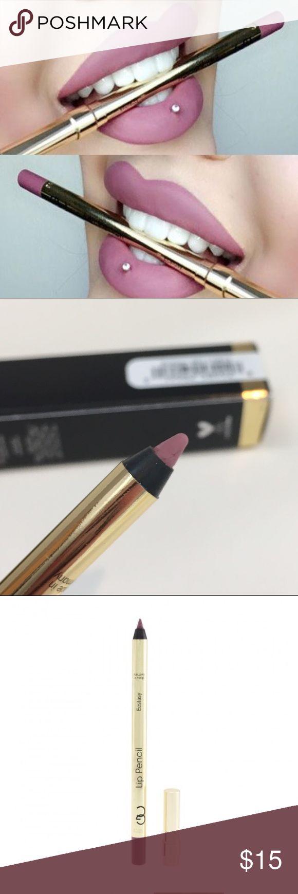 NWT Gerard Cosmetics Lip Pencil - Ecstasy NWT Gerard Cosmetics Lip Pencil - Ecstasy Gerard Cosmetics Makeup Lip Liner