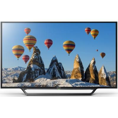 "Sony LED TV – Sony 32"" WD603  32 HD Ready LED TV with Freeview 1366 x 768 Black 2x HDMI and 2x USB connection VESA wall mount: 200 x 200mm"