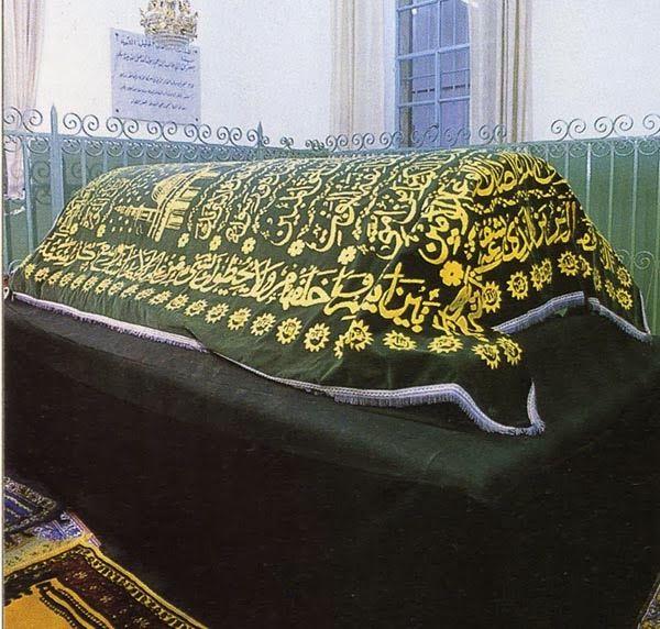Islam Miracles: Grave of Sahaba Hazrat Jafar bin Abi Talib (R.A)