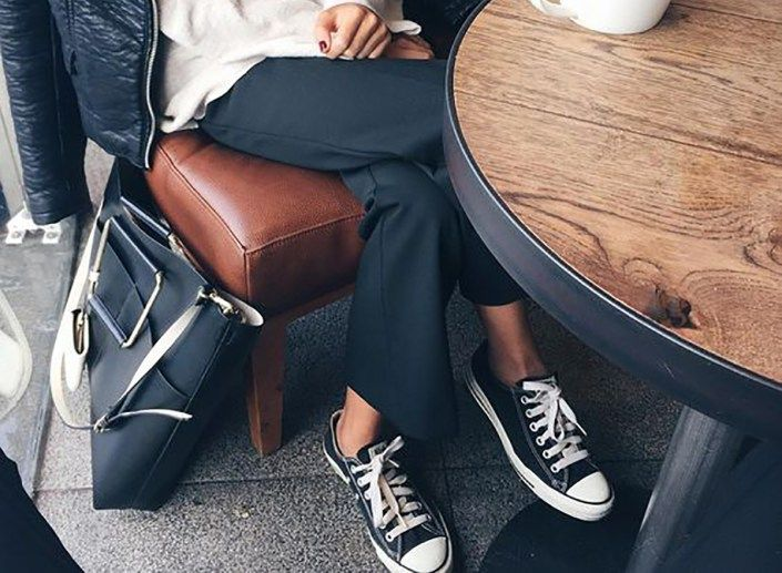 Converse: 25 idee outfit che devi assolutamente copiare
