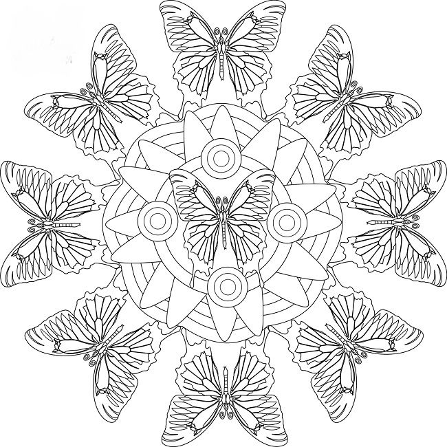 93 best images about animal on pinterest sharks happy spring and mandala coloring pages. Black Bedroom Furniture Sets. Home Design Ideas
