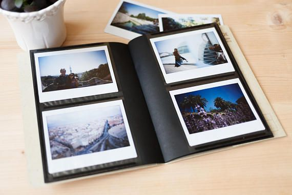 Instax Wide Photo album - perfect for storing all you Instax Wide photos. - Holds 32 photos. - Album Size: 20.5 cm x 17 cm (8x7 in) - Picture size: Instax Wide 8.6 cm x 10.8 cm (3.38x4.25 in) - Available in light brown color. Other Instax Wide accessories and film:  RARE Instax Rainbow Film 10 Sheets: https://www.etsy.com/listing/497155043/rare-instax-film-wide-rainbow-border  Instax Wide Film 40 Sheets: https://www.etsy.com/listing/498528589&...