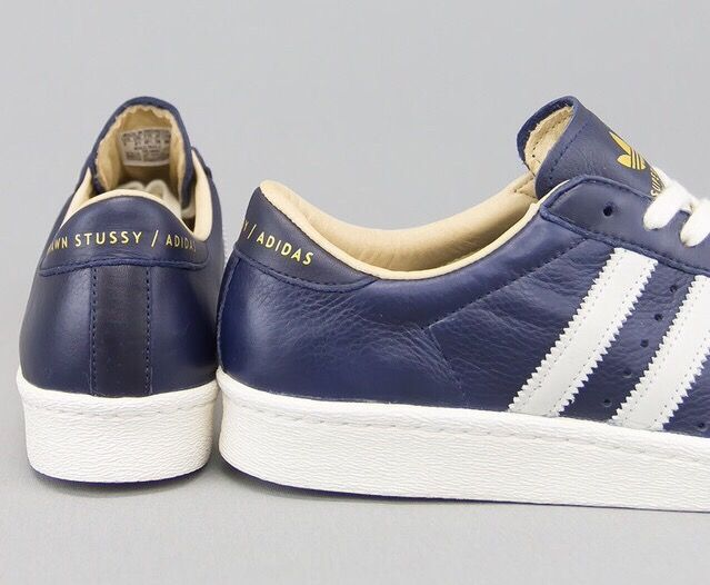 Shawn Stussy X Adidas Superstar 80s