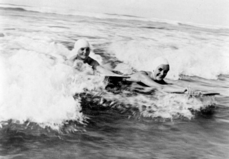"""SURFING (1919) 