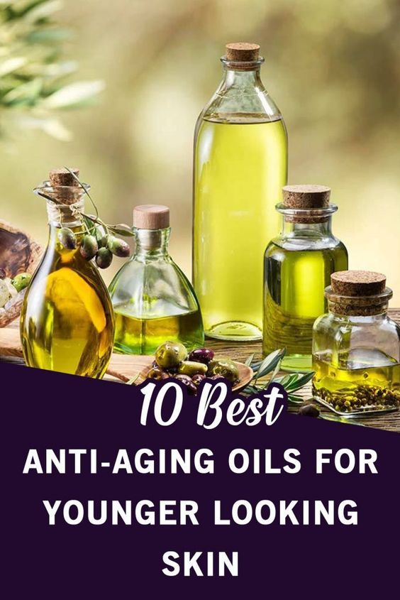 10 Best Anti-Aging Oils for Younger Looking Skin -…