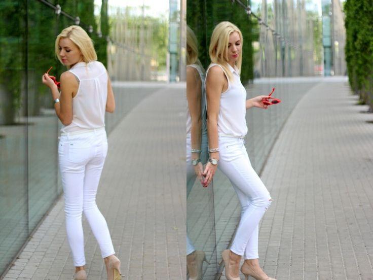 www.mmday.pl white look Białystok