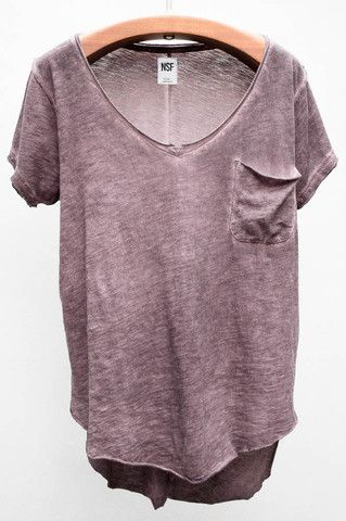 Raisin Sura V Neck Shirt
