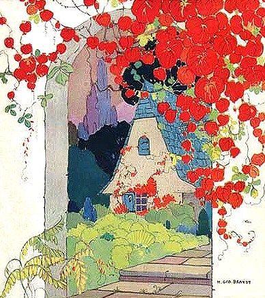 RRH Granny's house? art deco cottage