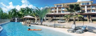 Boathaven Spa Resort, Airlie Beach #Queensland