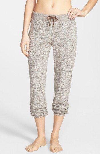 cozy UGG lounge pants