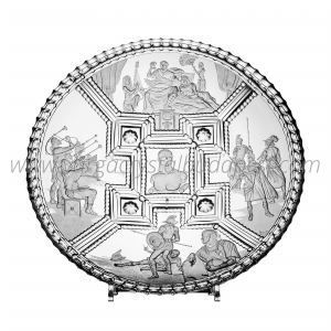 One of a Kind Caesar plate 4000€