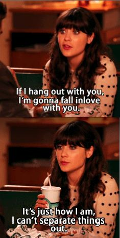 there has never been a character that understands me like jess.