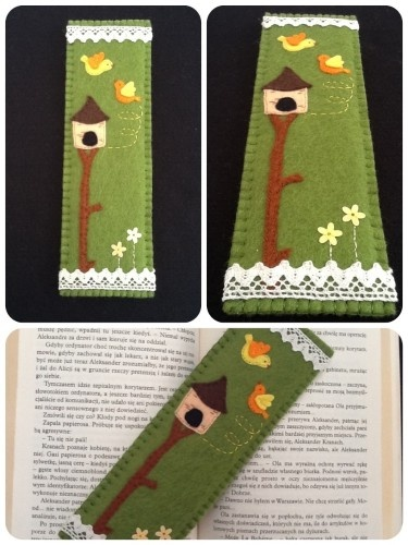 Bookmark. Zakładka do książki