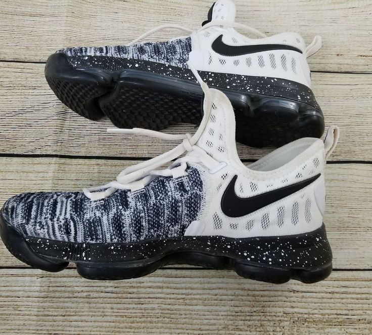 Nike Men Zoom OREO Kevin Durant basketball shoes White Black size 7 | Clothing, Shoes & Accessories, Men's Shoes, Athletic | eBay!