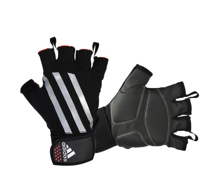 Adidas Weightlifting Gloves Medium Price: before: €28.95 NOW: €25.90 http://www.heavenofbrands.com/en/men/accessories/shopby/adidas_1/new_arrival/fitness