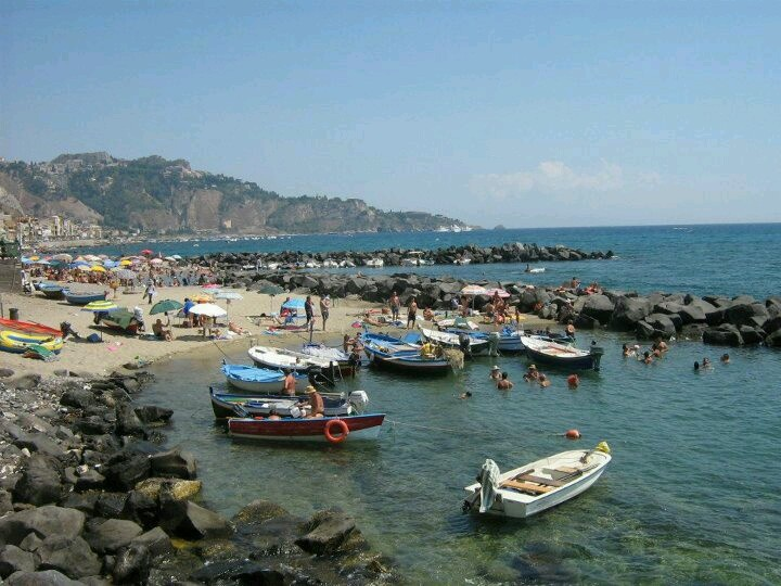 Giardini Naxos, Sicilia Outdoor, Water, Coastline