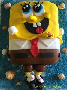 #Torta SpongeBob# La cucina di Reginé