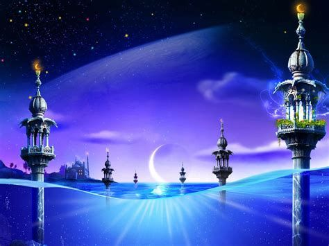 Wallpaper Hd Islam in 2020   Islamic wallpaper, Islamic ...