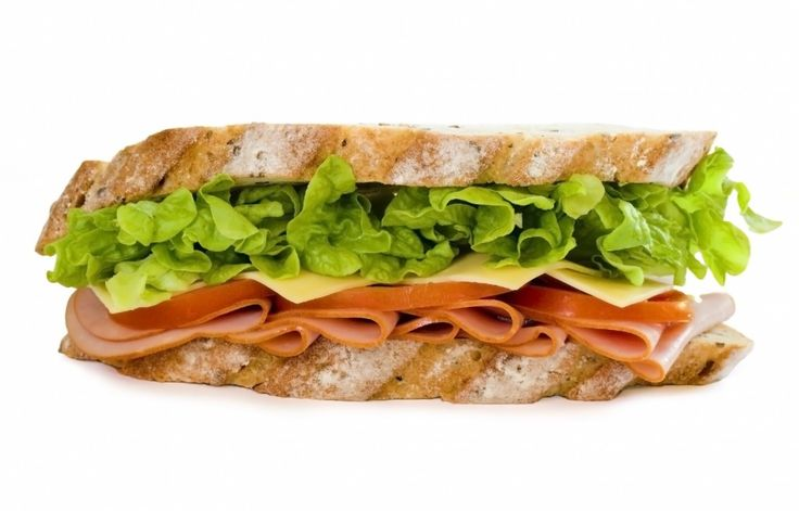 Sandwiches are America's favorite go-to lunch food. With restaurants like Subway and Quiznos competing with the other fast food chains.