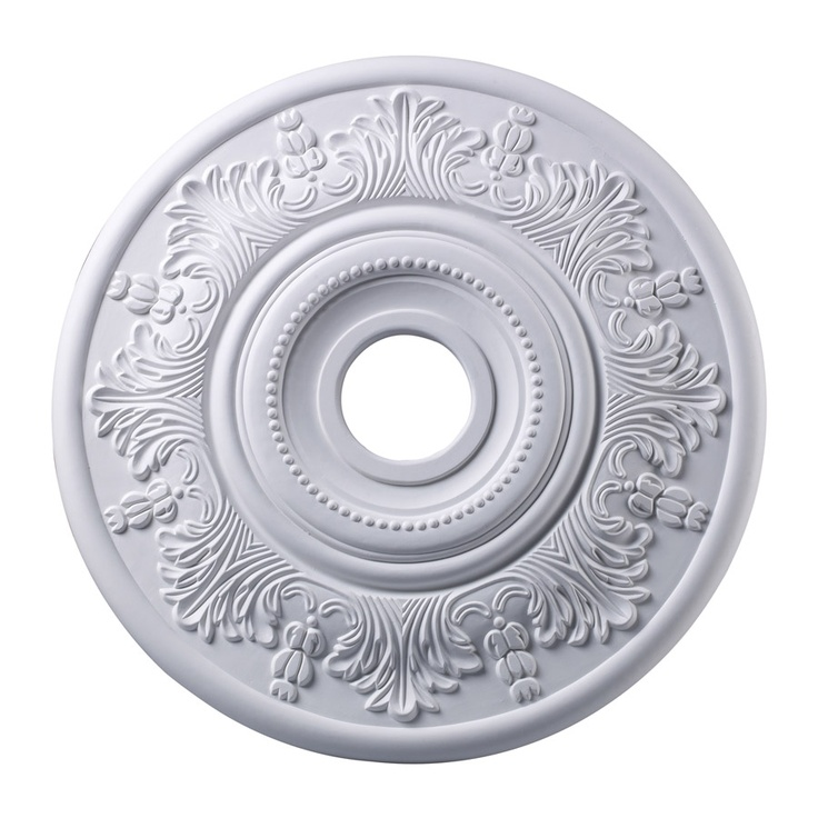 Lauerdale Medallion 21 Inch In White Finish Our Price :