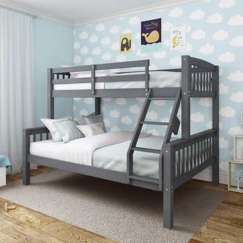 best 25 double bunk ideas on pinterest built in bunkbeds bed rails for double bed and asian. Black Bedroom Furniture Sets. Home Design Ideas