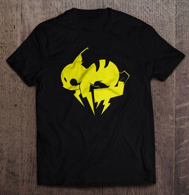Pikachu Foxhound Parody T-Shirt