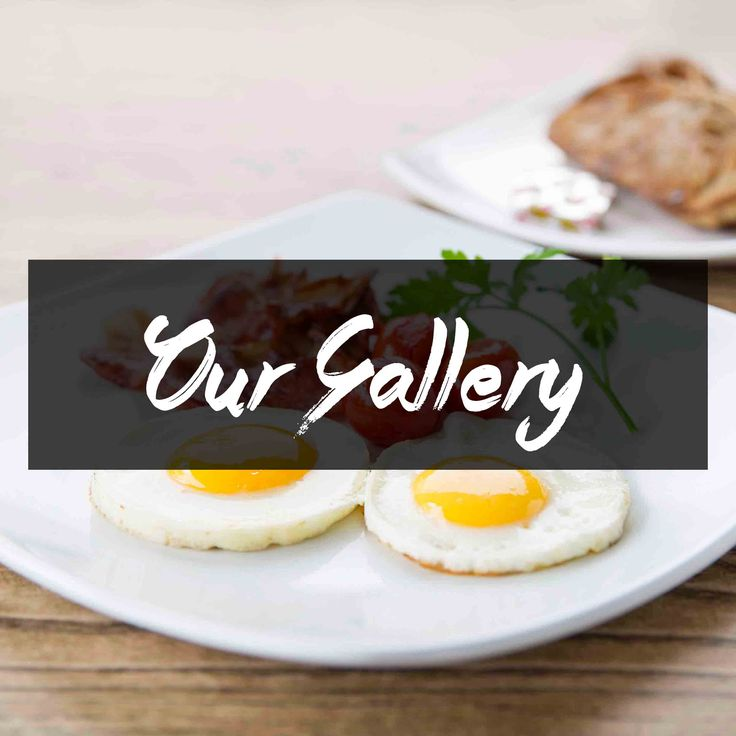 Website Gallery design for Grill & Company