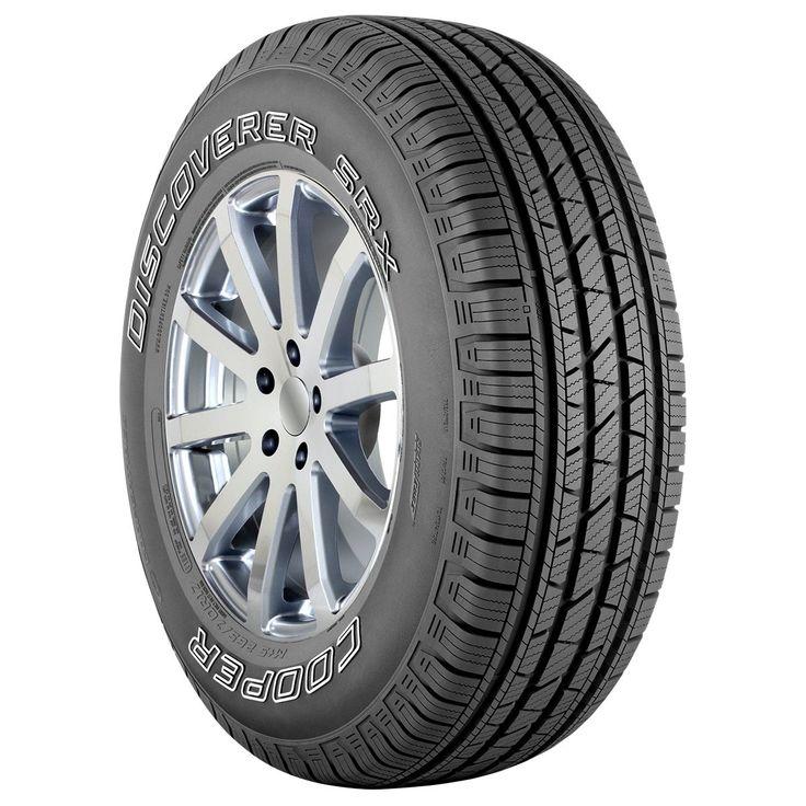 Cooper Discoverer SRX All Season Tire - 235/70R16 106T