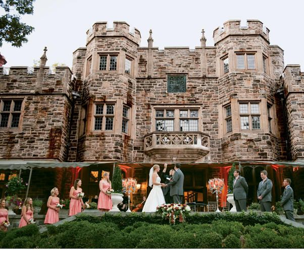 10 Most Talked-About Michigan Wedding Venues