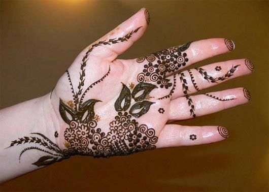 Arabi Mehandi Design Patterns Images Book For Hand Dresses For Kids Images Flowers Arabic : Beautiful Hand Mehndi Henna Designs For Women 2013...