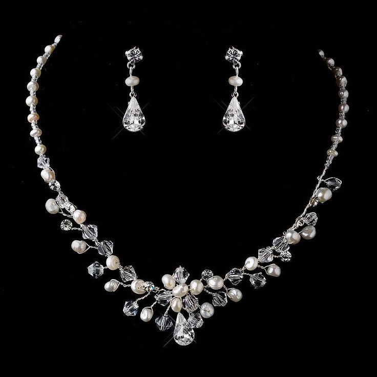 129 best Bridal Jewelry Sets images on Pinterest Bridal jewelry