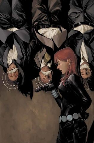 BLACK WIDOW Vol5 14 (2015) by Phil NOTO | Beautiful COVERS of Marvel COMICS