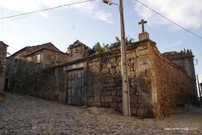 Solares e Brasões: Casa dos Condes de Avillez - Casa do Pátio - Ranha...