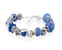 Amore & Baci marine inspiration bracelet
