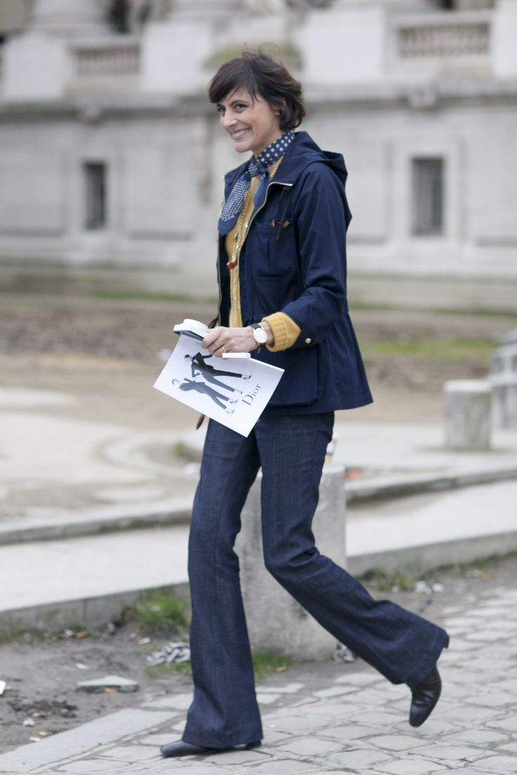 Extrêmement 797 best ines de la fressange images on Pinterest | Style icons  JQ87