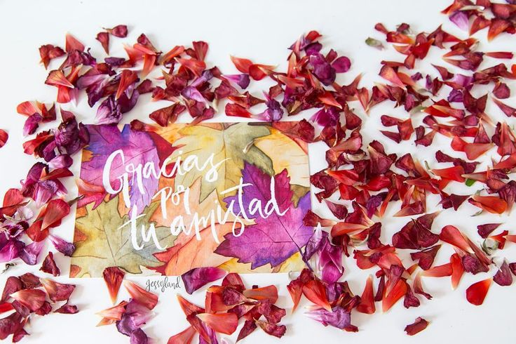 Tarjeta de Saludo #acuarela #watercolour #greetingcards
