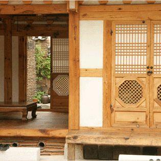 Korean doors