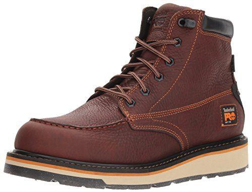 7ad644f94cdf Timberland PRO Men s Gridworks Moc Soft Toe Waterproof Industrial Boot
