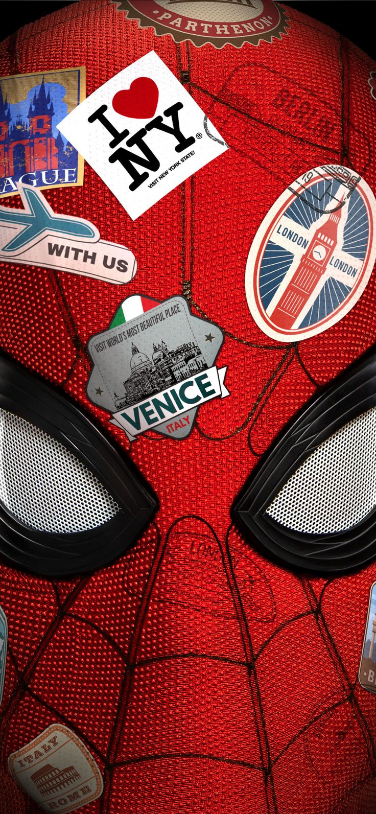 1125×2436 Spider Man Far From Home Movie Iphone XS,Iphone 10,Iphone X HD 4k Wall…
