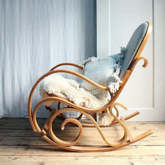 Inspirações para cadeira de balanço