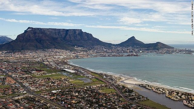 A start-up in Cape Town is offering city tours in 3G Wi-Fi equipped cars, enabling visitors to upload photos to social media as soon as they...