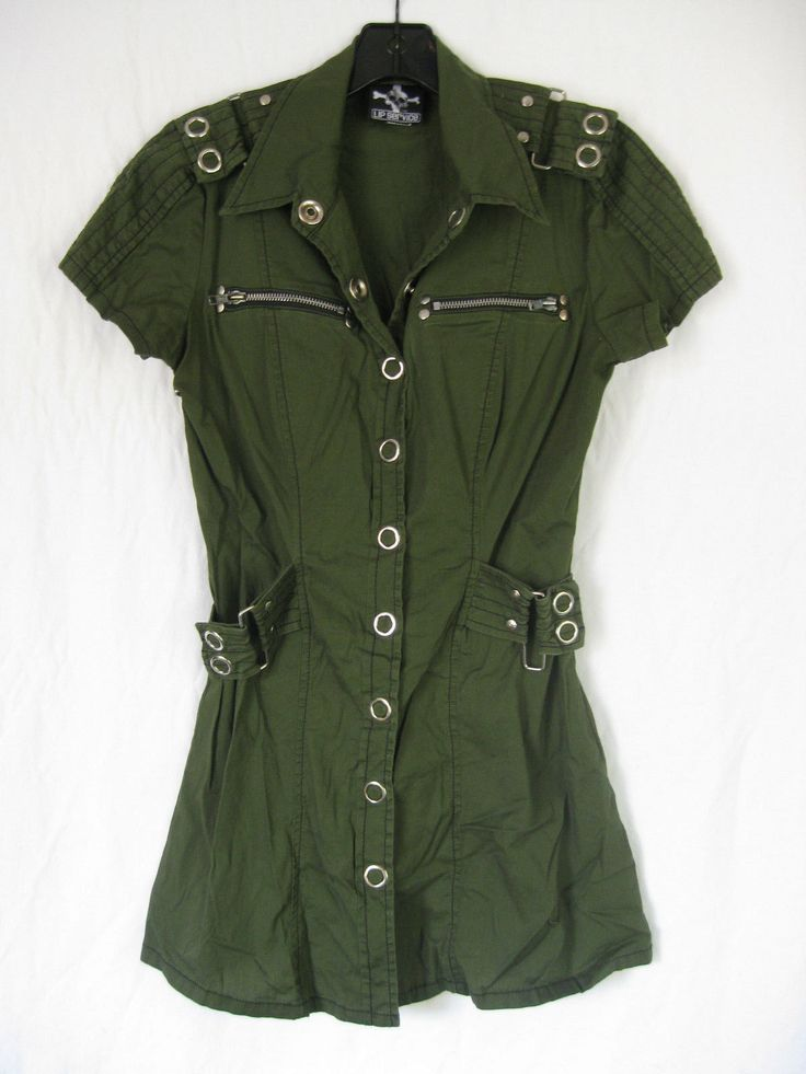 LIP SERVICE Suspect Device mini dress #49-108
