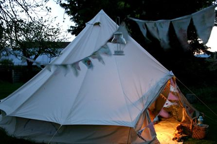 Looking forward to a bit of glamping this weekend in North Yorkshire. Nature, here we come!