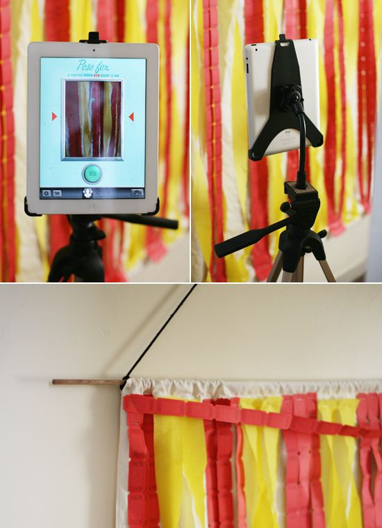 108 best photo booth images on pinterest diy photobooth photo carnival birthday party photobooth diy photo booth using your ipad and tripod ipadphotobooth solutioingenieria Images