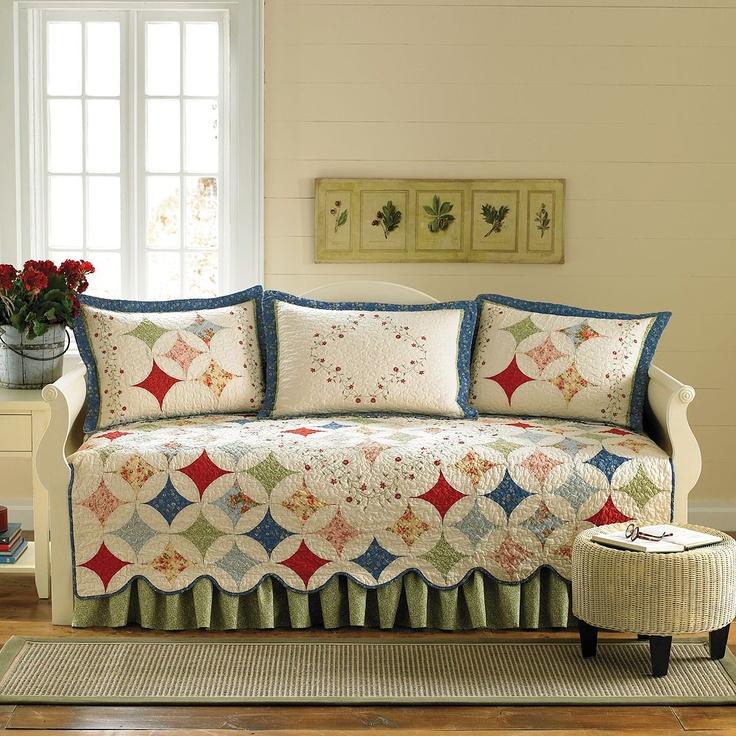 Kohls Daybed Comforter : Caroline pc daybed quilt set home