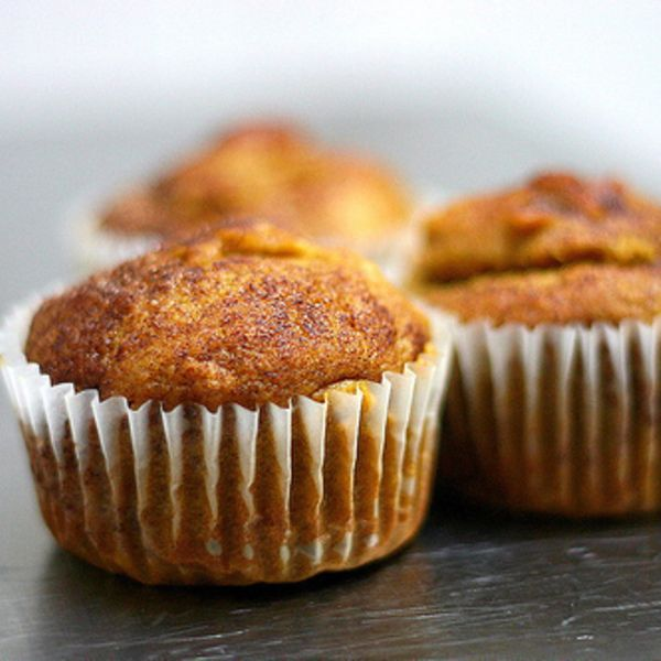 Pumpkin-Spice muffins | Food and Drinks | Pinterest