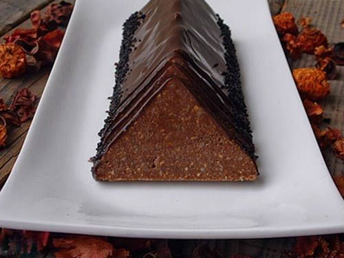 The Best Home Made Chocolate Toblerone Cake!!! - Afternoon Recipes