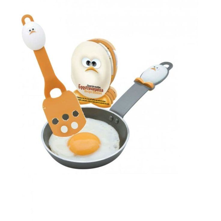 Joie MSC 50623 Eggsentials Egg Spatula Fry Pan Set
